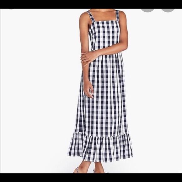 J. Crew Dresses & Skirts - J. Crew Gingham Dress